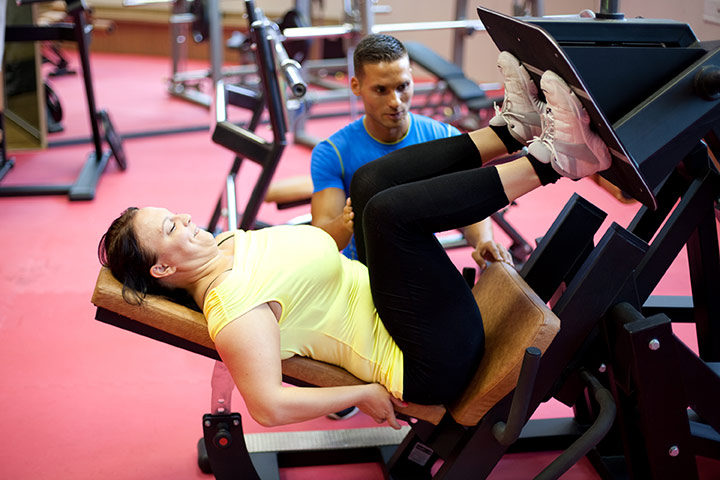 Make sure your trainer is accredited to achieve your goals and avoid injury!