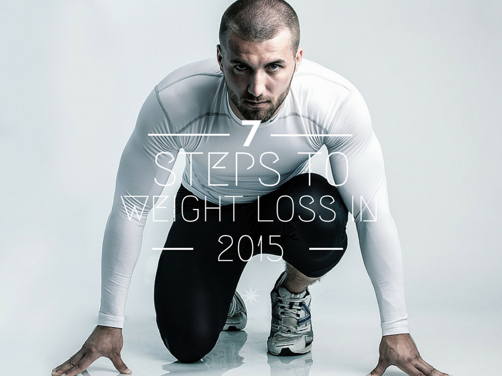 Series: Your 7 Steps to Weight Loss Success in 2015!
