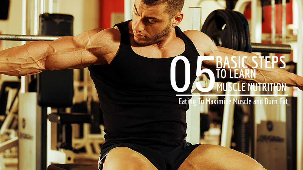 Five Basic Steps To Lean Muscle Nutrition