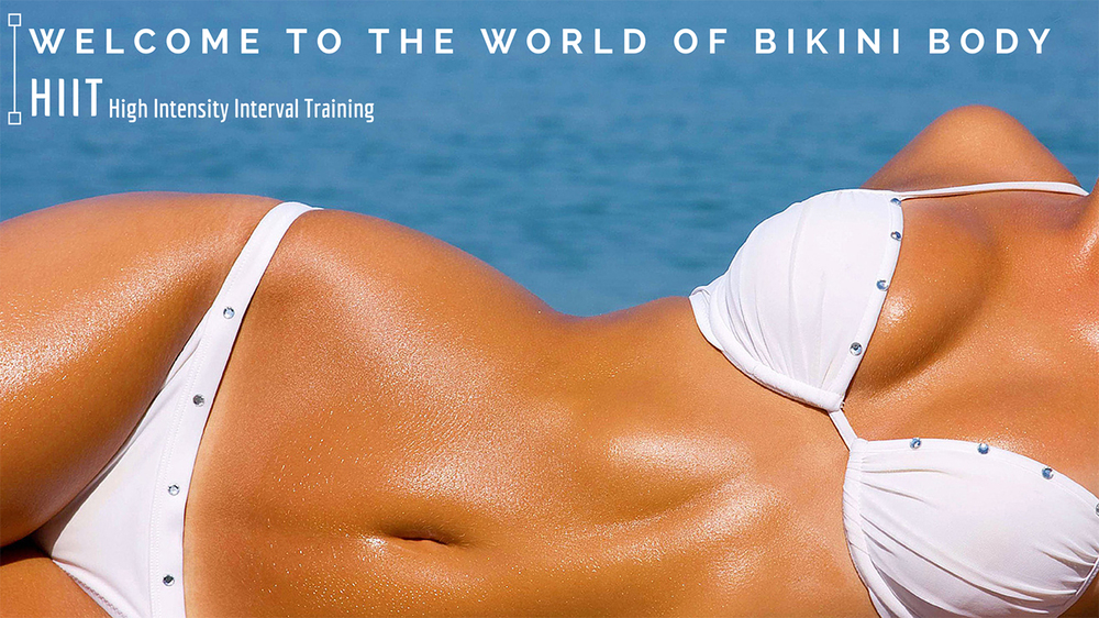 Part 1: Welcome to the world of Bikini Body HIIT – High Intensity Interval Training