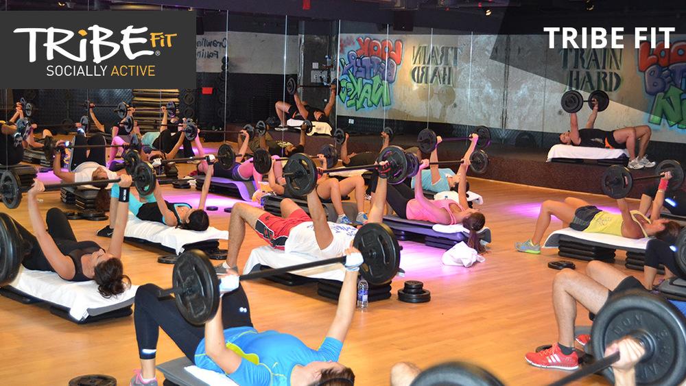 TribeFit Dubai Group Fitness