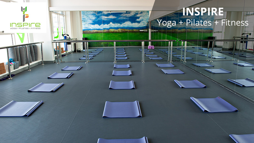 Inspire Yoga and Fitness