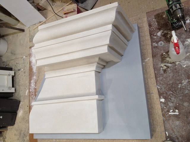 Architectural Cornices Mouldings : Grc alpha structures