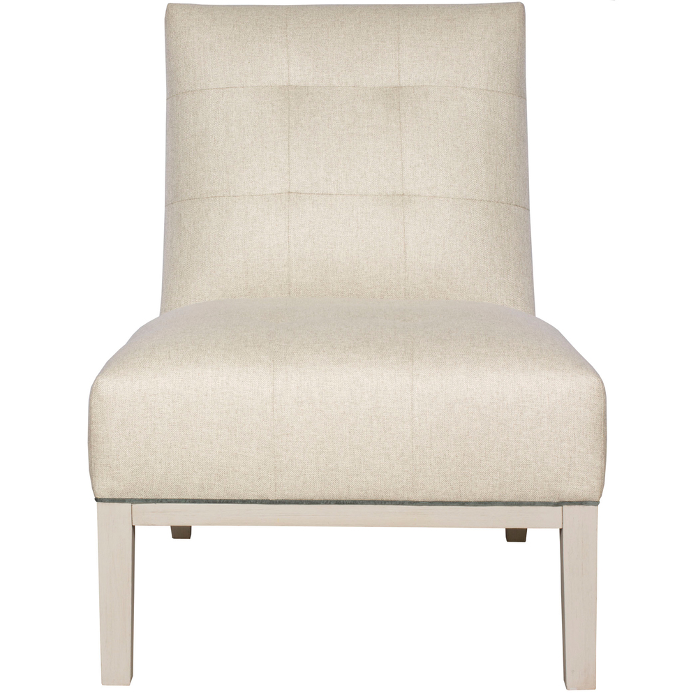 pompey armless chair