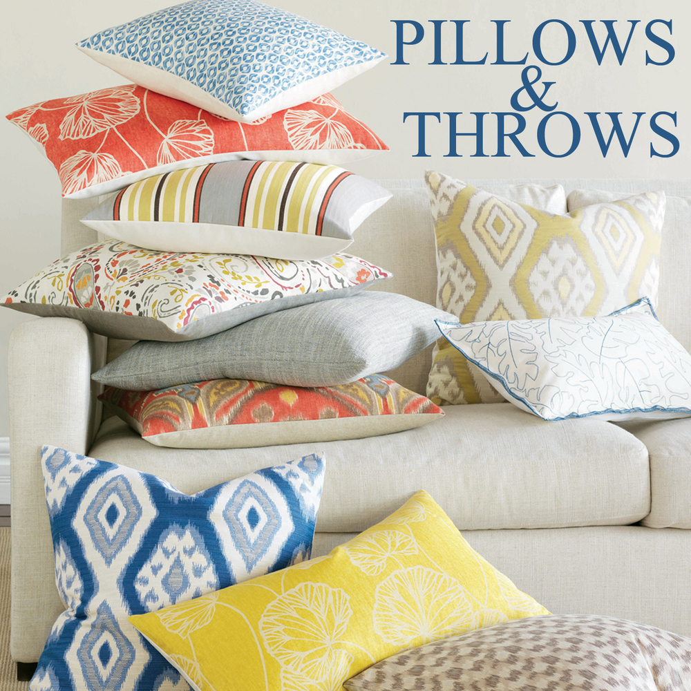 Pillows&Throws