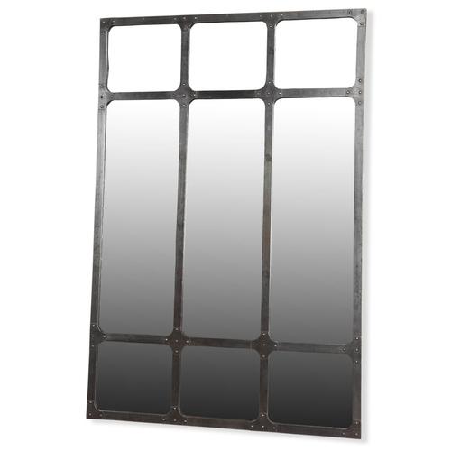 Iron Floor Mirror — Sedgwick & Brattle