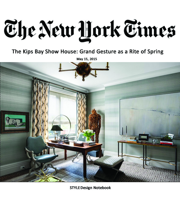 New York Times - May 15, 2015
