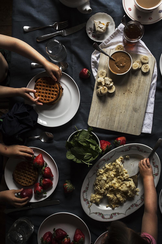 food-breakfast-eggs-waffles -Charleston