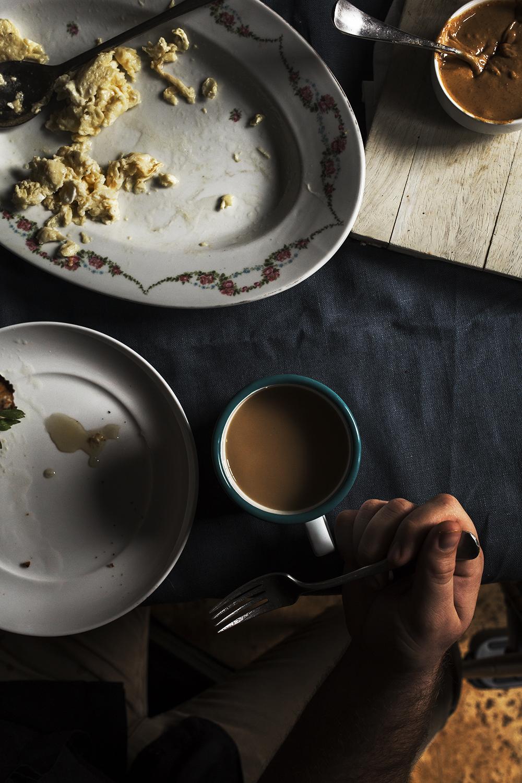 tea- eggs - food - photography - Charleston