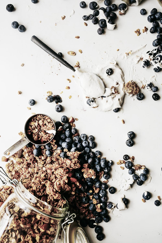 granola recipe