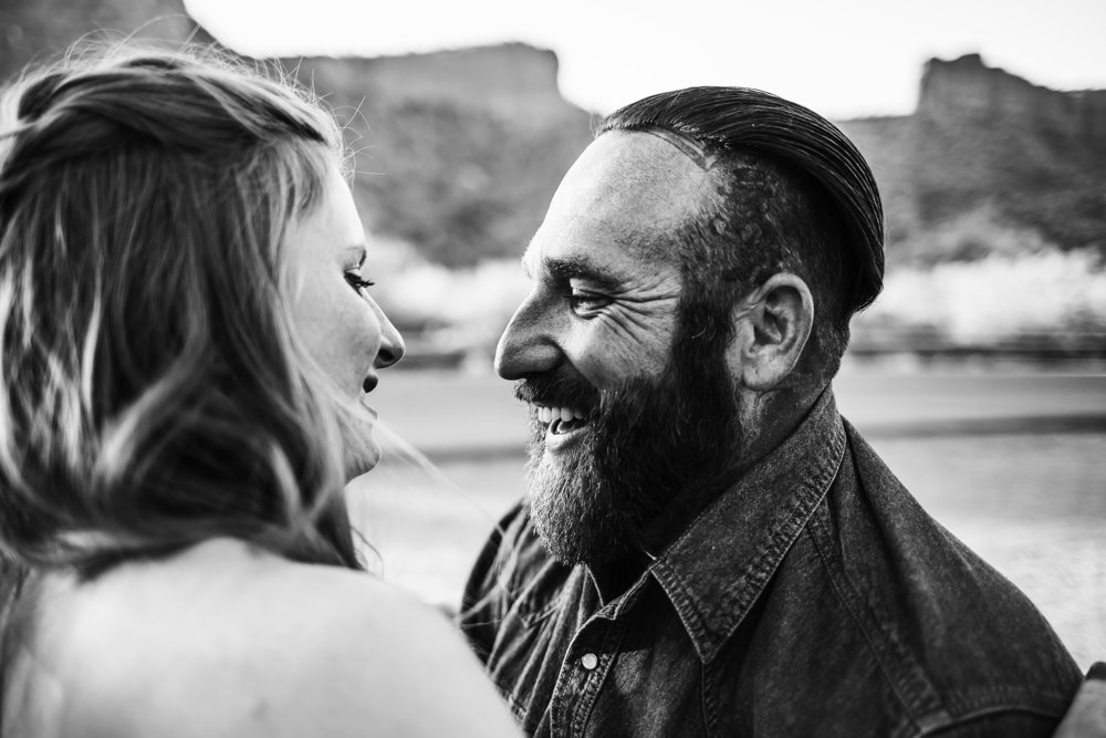 arizona lifestyle photographer , engagement photos, desert, love romance