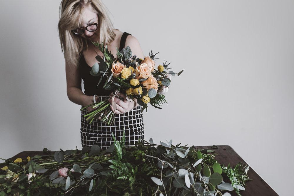 florist portraits