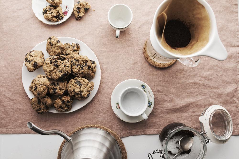 gluten free oatmeal cookie recipe