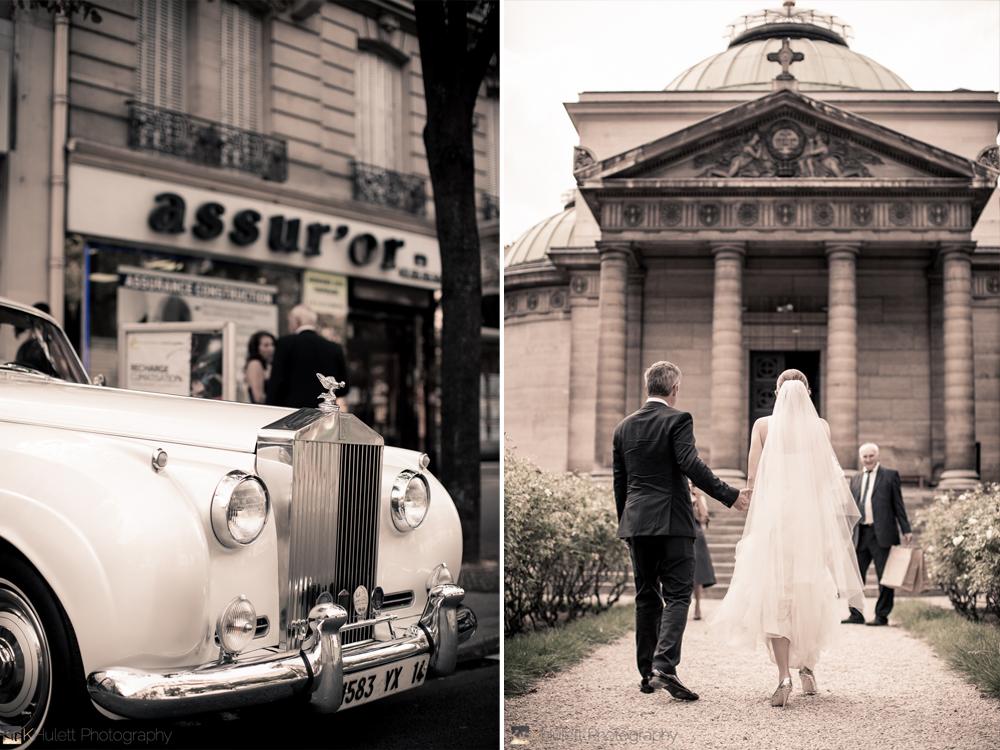 beautiful elopement paris