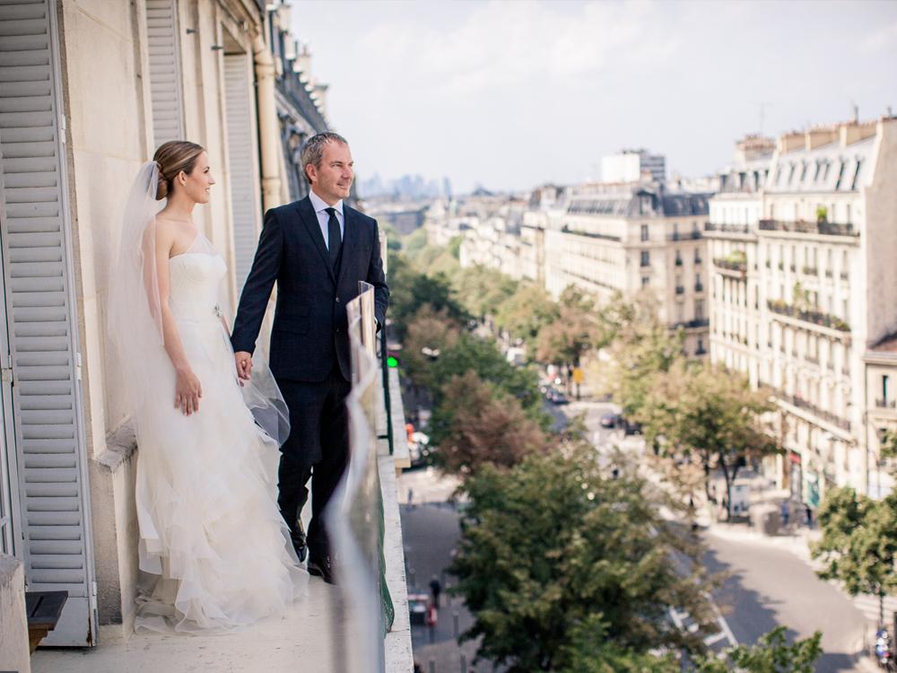 best intimate wedding paris