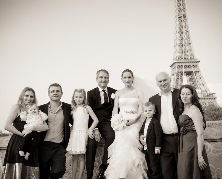 best wedding location  paris