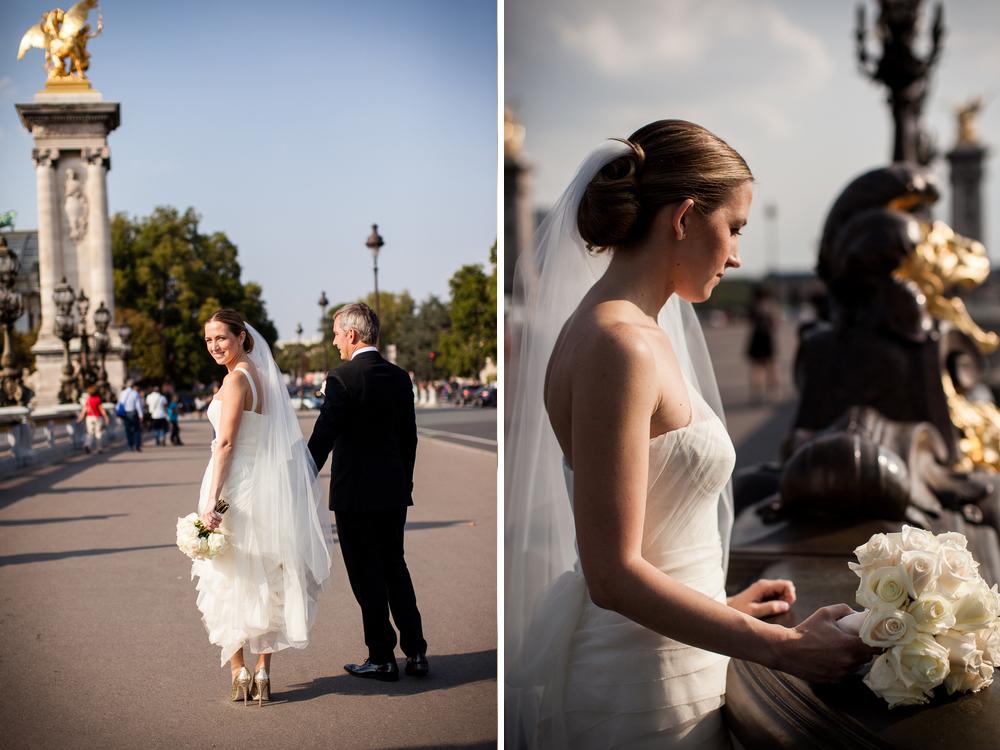 elope to paris- intimate wedding