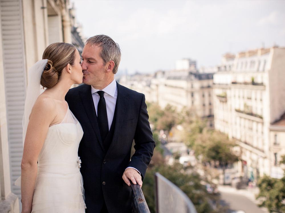 luxury elopement ceremony paris