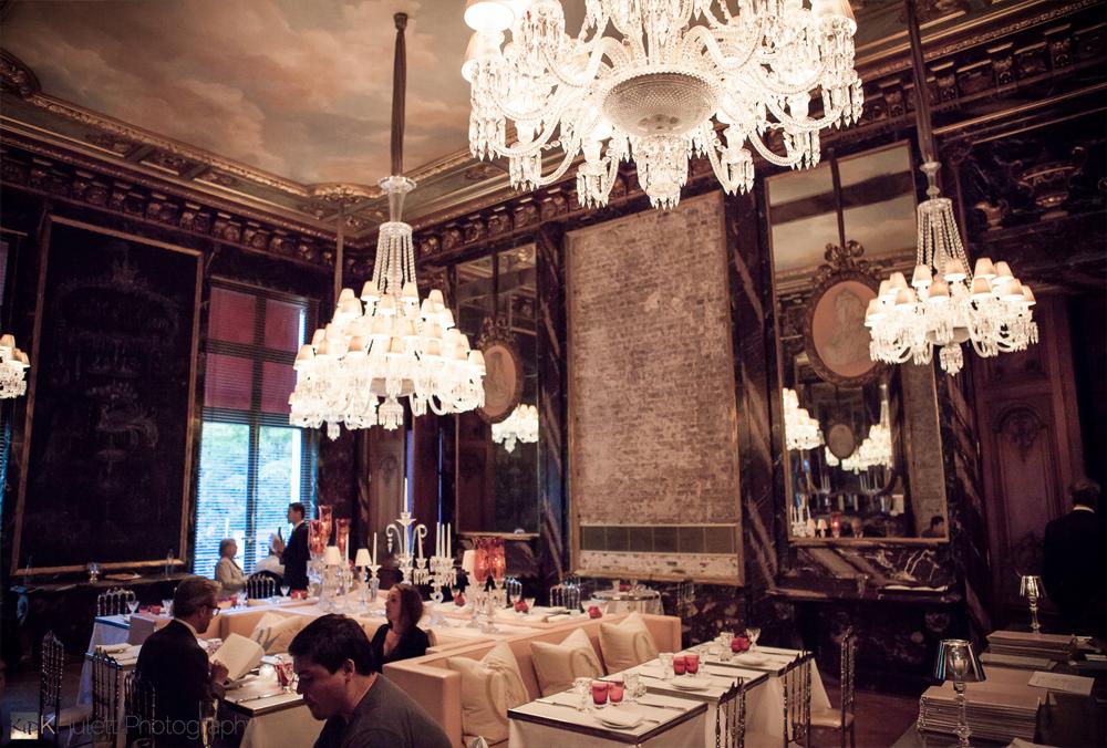 luxury wedding restaurant paris