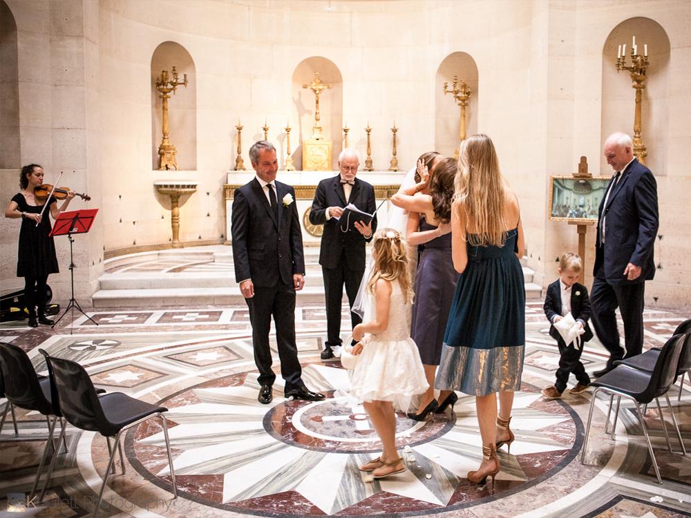 venue intimate ceremony paris