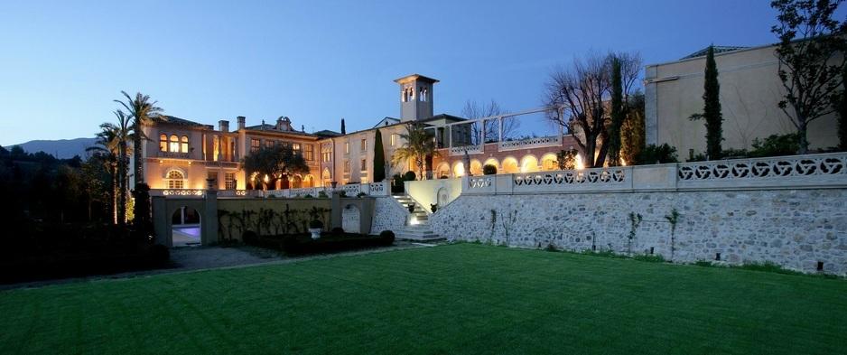 luxury wedding venue cote azur