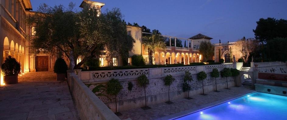 stunning wedding chateau france