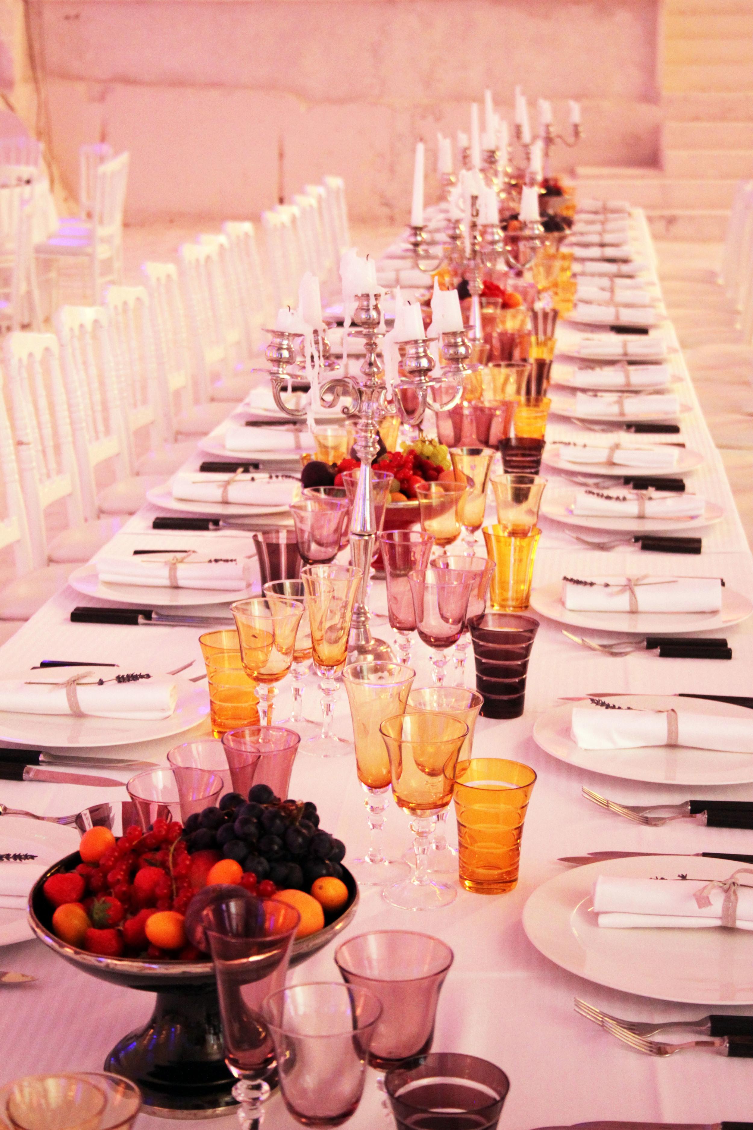 wedding provence style