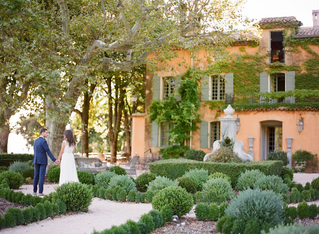 beautiful wedding venue provence