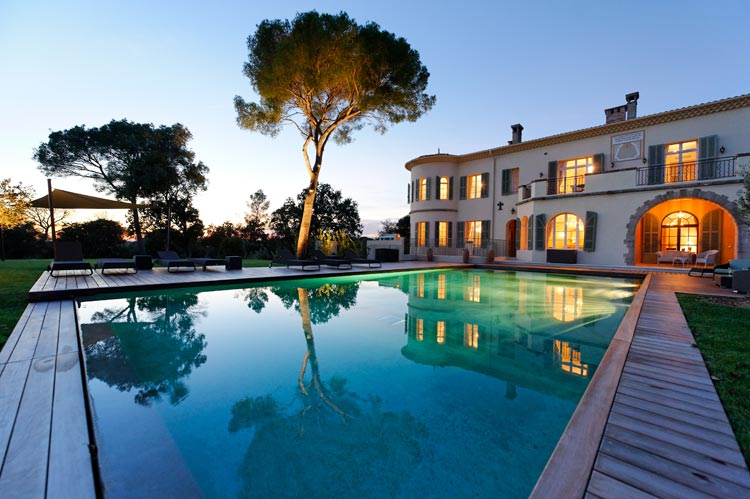 prestigious wedding venue cote d'azur