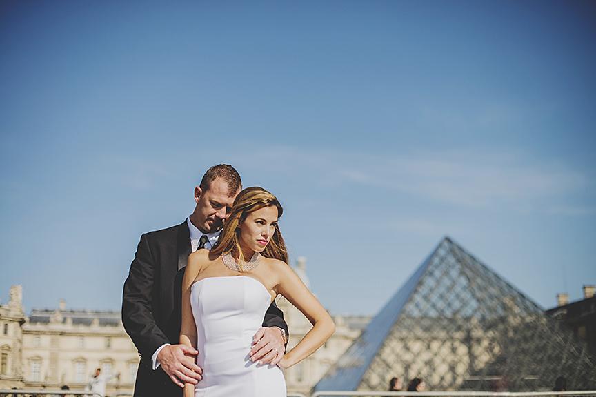 luxury elopement paris