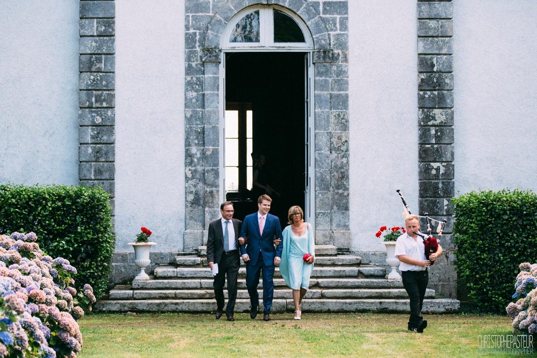 wedding in paris france