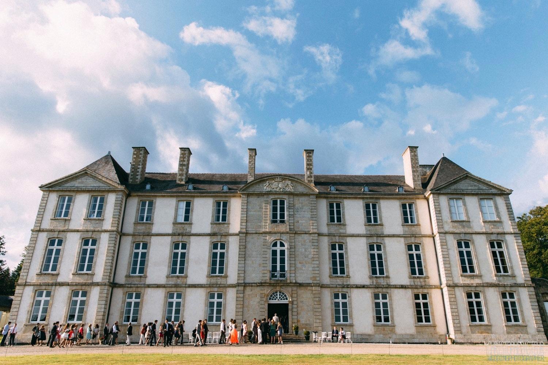 stunning wedding chateau france paris