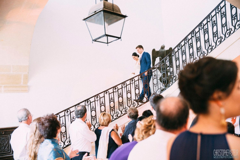 Brittany chateau wedding
