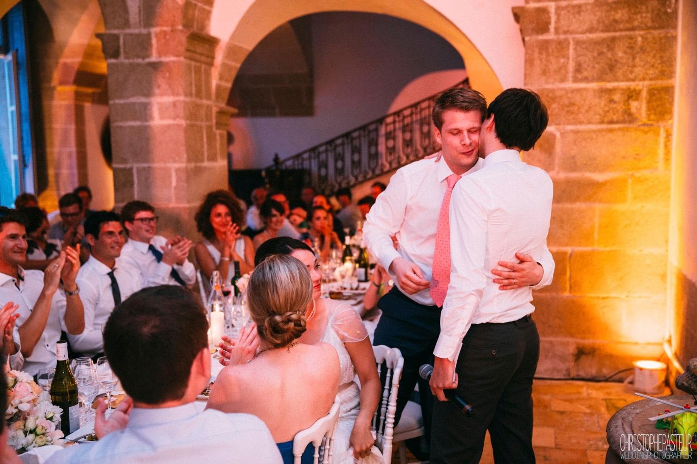 stunning wedding paris