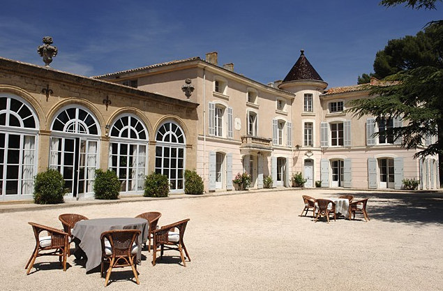 wedding venue chateau provence