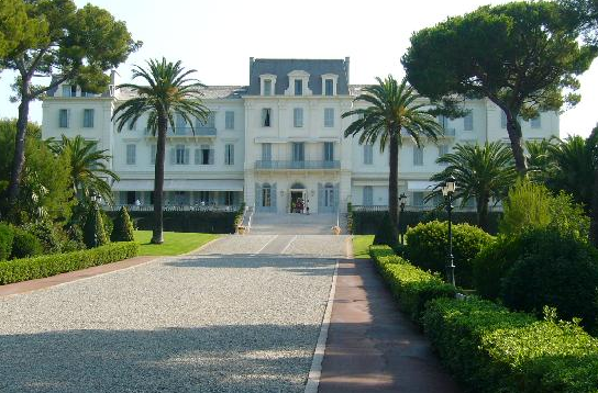 wedding luxury  hotel french riviera