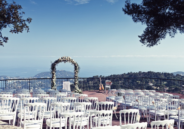 wedding venue cote d'azur
