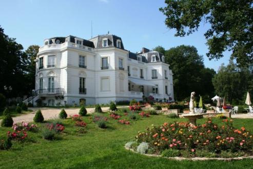 wedding chateau paris