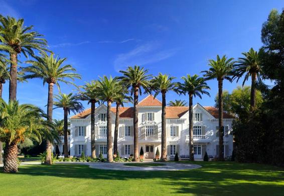 luxury wedding venue french riviera