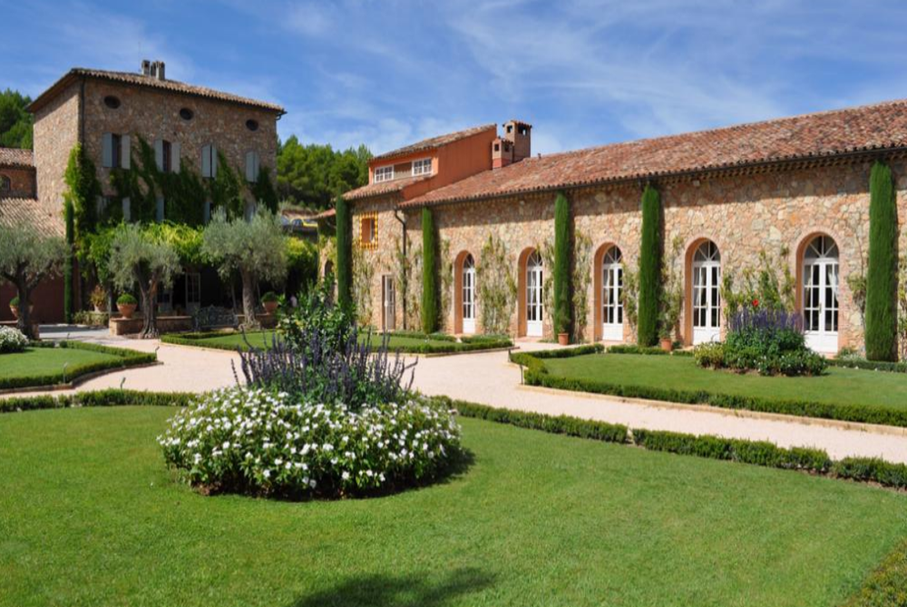 luxury wedding venue provence
