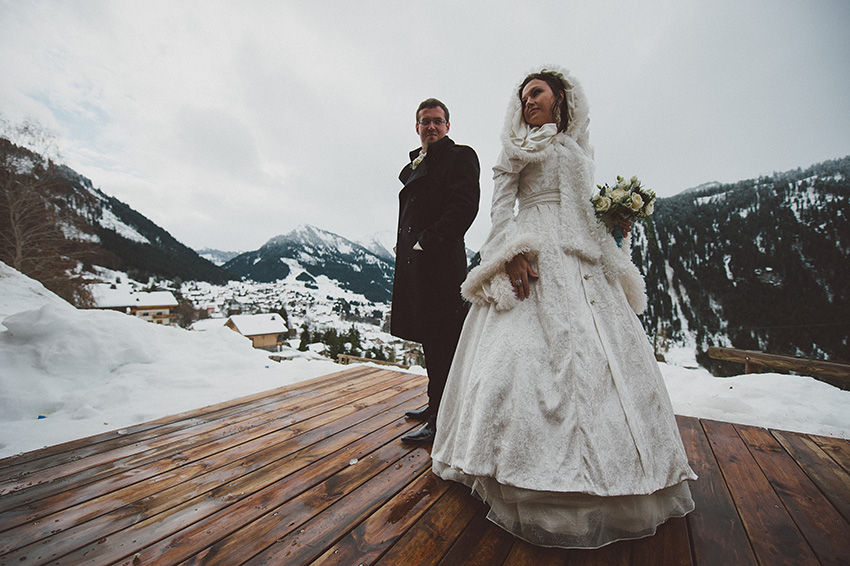 wedding planner french alps