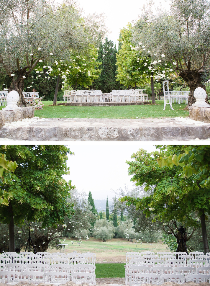 wedding ceremony provence cote azur