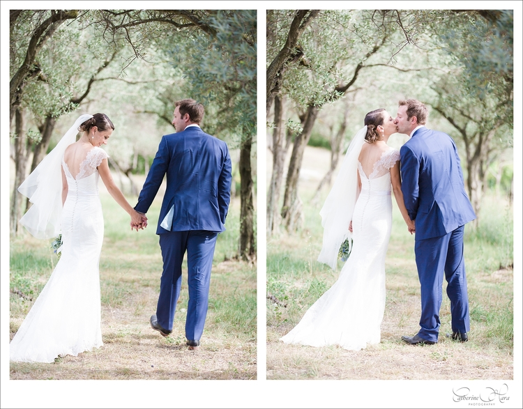 A Rustic Wedding In The Heart Of Provence Elegance In France