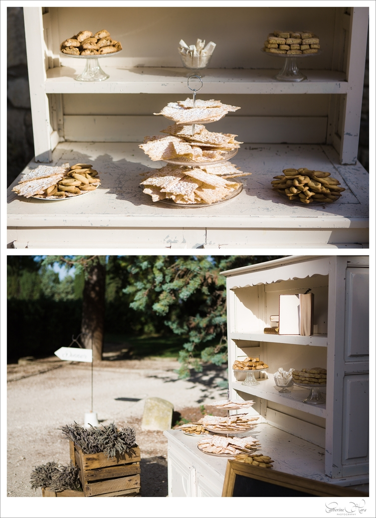 provence wedding decoration