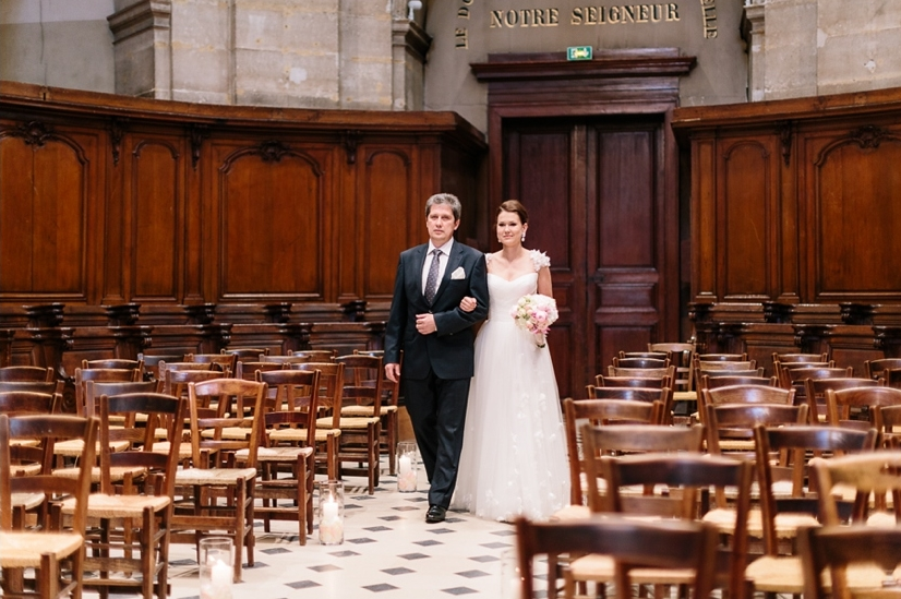 wedding elopement in paris