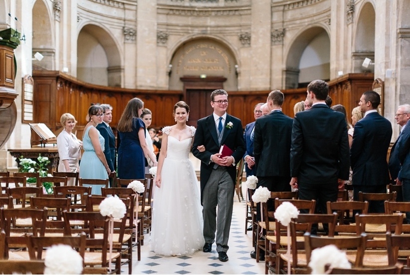 luxury wedding in paris