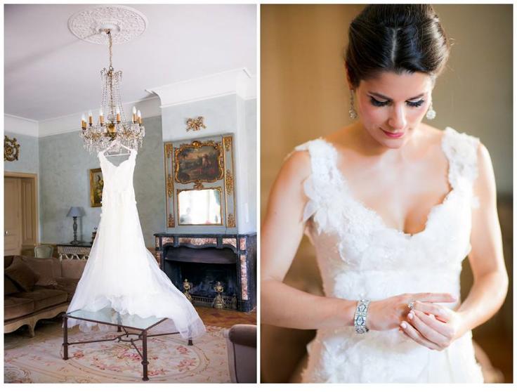 Stunning wedding provence
