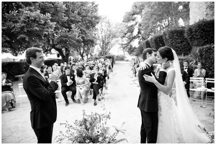 wedding ceremony aix en provence