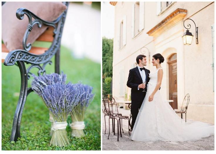 luxury wedding planner provence