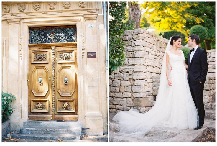 wedding planner provence - frnch riviera
